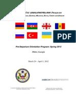 Regional LFP PDO 2012 Agenda Final