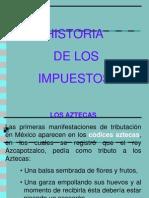Historiadelosimpuestos