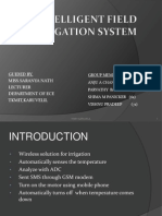 Intelligent Field Irrigation System (2)