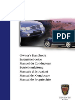 Rover 75 2.0 repair and service manual