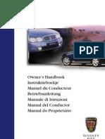 Rover 75 2.0 repair and service manual