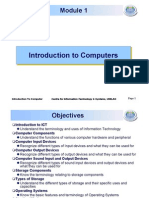 Module 1- Intro to Computer
