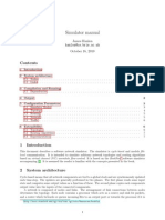 bookSim Manual