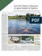 Agua Limpia en Iquitos