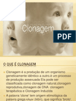 CLONAGEM SLIDE11