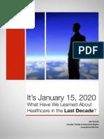 Healthcare 2020