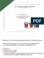 EM. Carbohidratos Estrcutura (1)
