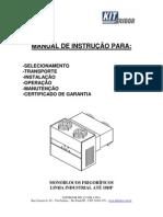 70 a 70 a Manual de Instrucoes 10HP