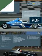Brochure 2012 Formula Ford