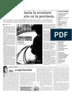 CABALGANDO HACIA LA AVENTURA - La Voz de Almería