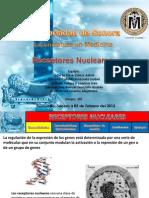 Expo Sic Ion de Receptores Nucleares