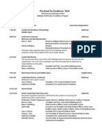 2012 Quest Detailed Conference Agenda[1]