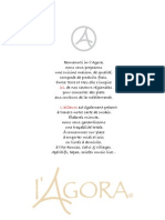 Carte Restaurant l Agora