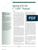 Paper on AXI