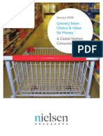 Nielsen Store Choice Value Report Dec07