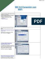 Fiber Link Manual Cone Xi On Con ADSL