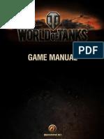 World of Tanks Game Manual Eu
