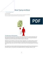 Blood Groups Explained