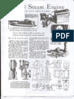 Steam Engine Simplified