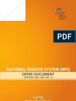 Indian National Pension Scheme