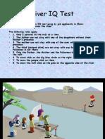 River IQ-Test