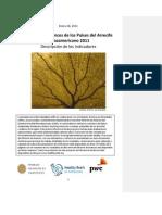 Informe de Avances de los Países del Arrecife Mesoamericano 2011
