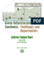 Green Infrastructure in the Southwest