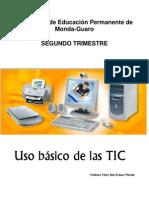 Trimestre 2 TIC - UD3