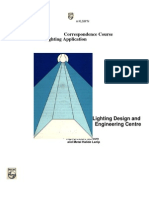 PHILIPS Lighting Handbook Correspondence Course HP and MHL
