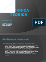 Oscilaciones Mecanicas.trabajo Practico