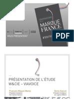 3e Observatoire de la marque France