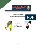 Vin Ecologic