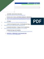 [GEO] Hidrósfera REFERENCIA WEB
