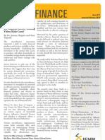 Eye on Micro Finance - Issue 11