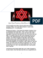 Red Star Prophecy X