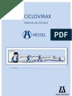 Aciclovirax - Antiviral para infecciones Herpeticas