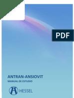 Anatran - Ansiovit - Ansiedad, Insomnio, Tension Nerviosa
