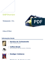 Workshop - SAP Overview