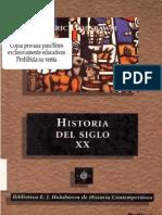 Eric Hobsbawm - Historia Del S