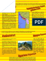 Origen y expansión de los incas