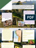 Infografia Del Origen y Expancion Incaica Valeria Soto