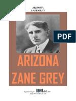 Arizona - Zane Grey