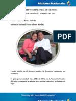 INFORME MISIONERO, Medellín-Laureles a  MARZO 2012