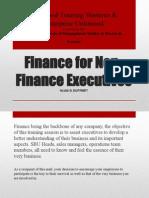 2 Day OTV Finance for Non-Finance Executives Programme