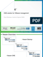 Veeam One Presentation[1]