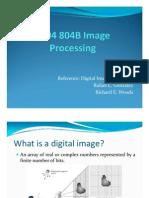 Digital Image Processing Fundamentals