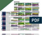 Magt Timetable List of Courses (Spring 2012)V1.6