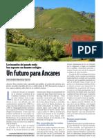 Un futuro para Ancares. Revista El Ecologista Nº 72. Primavera 2012.