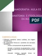 Aula 02 - Anatomia Da Mama
