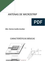 ANTENAS MICROSTRIP